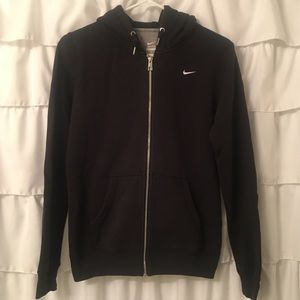 Women's Nike Zip Up Hooded Jacket
